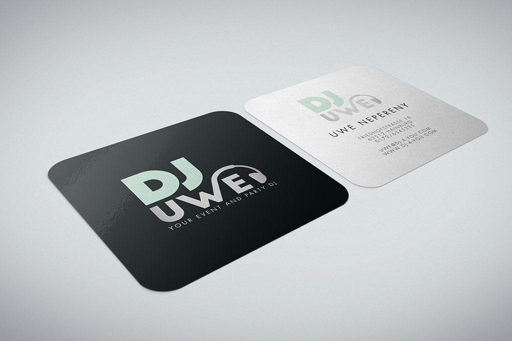 Visitenkarten Schwesternwerk Foto Design Amodeo